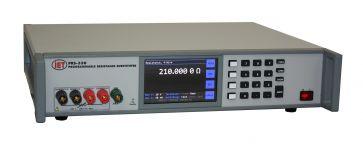 PRS-330 정밀 프로그래밍 가능 저항 박스 및 RTD 시뮬레이터