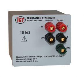 SRL-10K 정밀 저항 표준