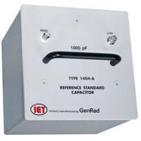GenRad 1404 시리즈 기본 표준 커패시터
