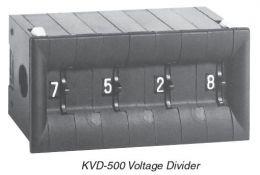 KVD-500 Kelvin-Varley 전압 분배기
